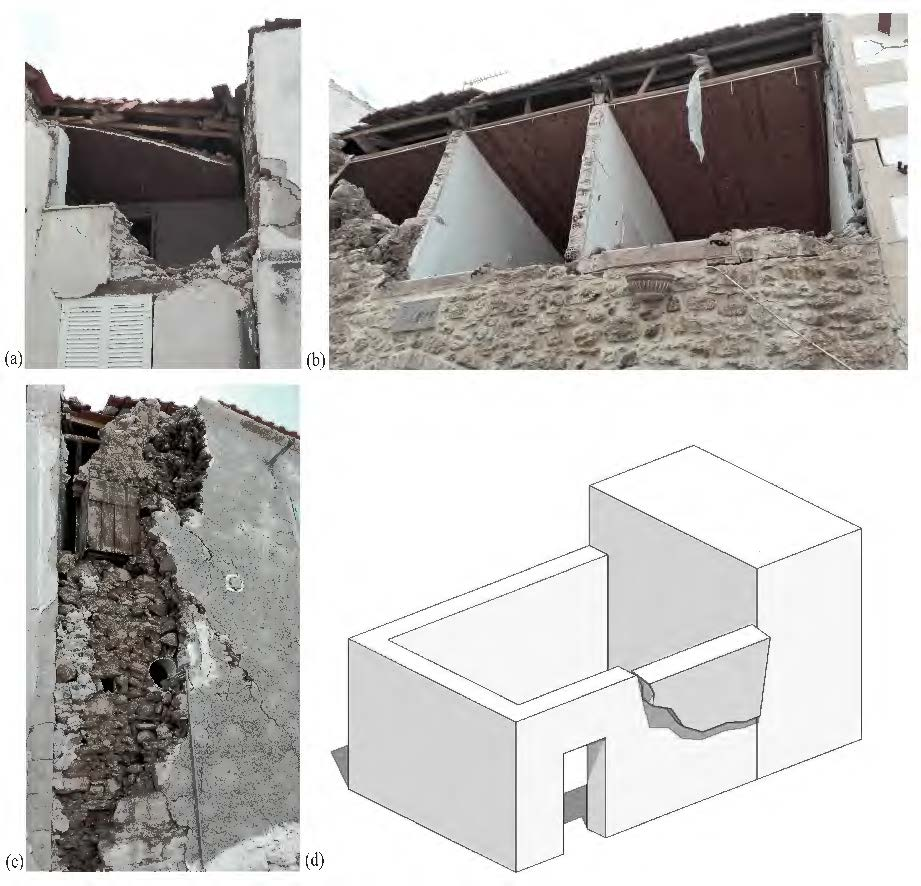 Learning from failure: Damage and failure of masonry structures, after the 2017 Lesvos earthquake (Greece)